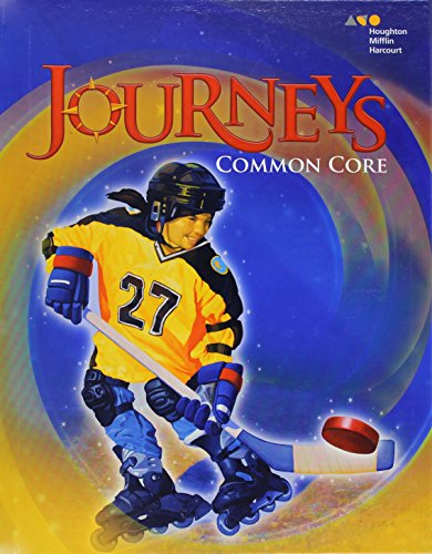 9780547885537: Houghton Mifflin Harcourt Journeys: Common Core Student Edition Grade 5 2014