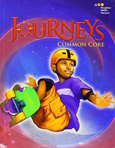 9780547887777: Journeys: Common Core Student Edition Grade 6 2014