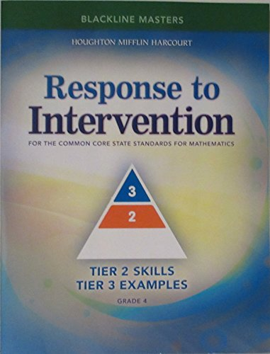 9780547888736: Math expressions, Grade 4: Response to Intervention for the Common Core State Standards for Mathematics