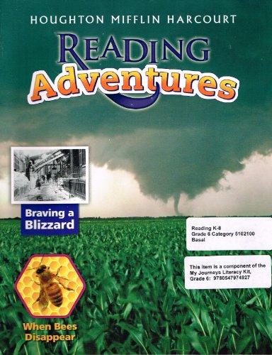 9780547888804: Journeys: Student Edition Magazine Grade 6 Grade 6