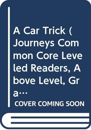 Houghton Mifflin Harcourt Journeys: Common Core Leveled: HOUGHTON MIFFLIN HARCOURT