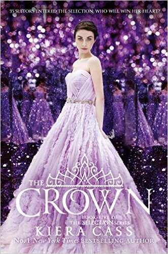 9780547890043: The Crown (Selection 5) Paperback – 23 May 2016 by Kiera Cass (Author)