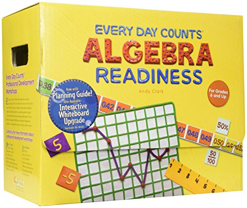 9780547892740: Every Day Counts: Calendar Math: Algebra Readiness Complete Kit Grade 6