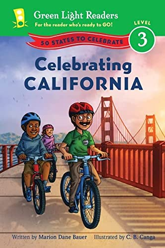 9780547896977: Celebrating California: 50 States to Celebrate (Green Light Readers Level 3)