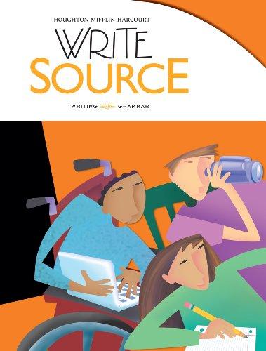 9780547898179: Write Source: Homeschool Package Grade 11