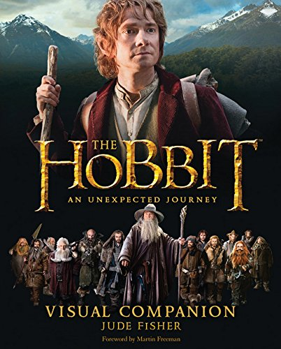 9780547898568: The Hobbit: An Unexpected Journey Visual Companion