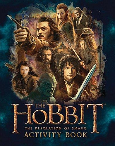 Hobbit The Desolation of Smaug Activity Book: Houghton Mifflin Harcourt