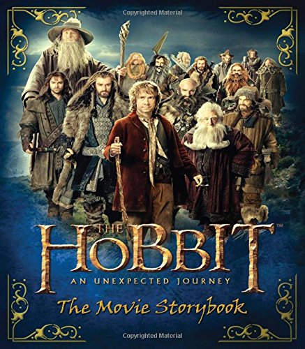 The Hobbit: An Unexpected Journey--The Movie Storybook: Kempshall, Paddy