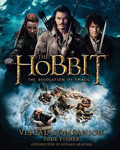 9780547898742: The Hobbit: The Desolation of Smaug Visual Companion