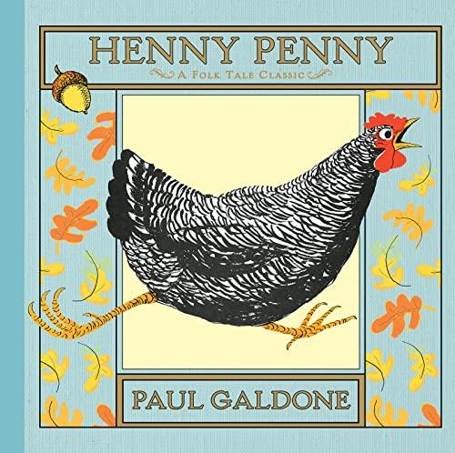 9780547902005: Henny Penny (Folk Tale Classics)