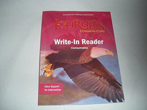 9780547909035: Journeys: Write-in Reader Grade 6
