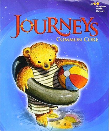 9780547912301: Journeys: Common Core Student Edition Volume 1 Grade K 2014