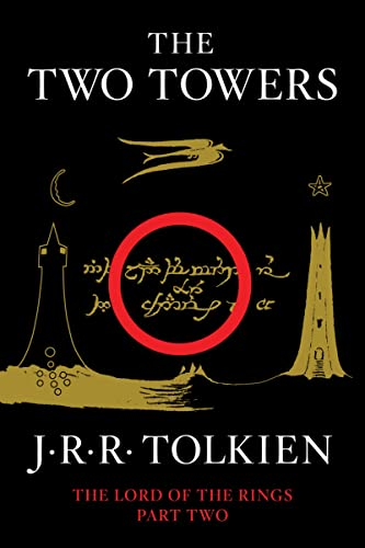 9780547928203: The Two Towers: Being the Second Part of The Lord of the Rings
