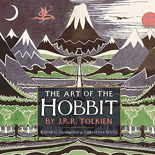 9780547928258: The Art of The Hobbit by J.R.R. Tolkien