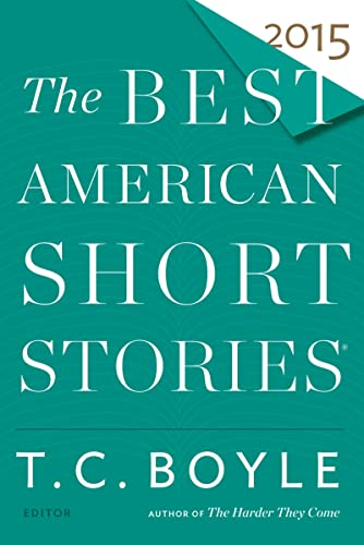 9780547939414: The Best American Short Stories 2015