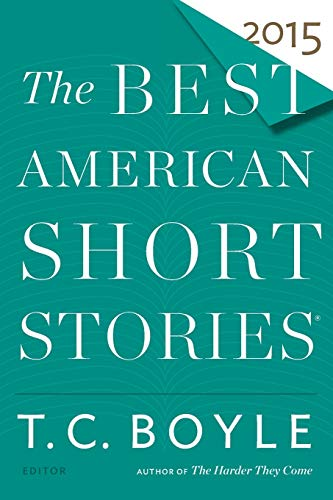 9780547939414: The Best American Short Stories 2015 (The Best American Series ®)