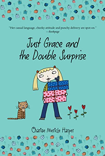 9780547942193: Just Grace and the Double Surprise (The Just Grace Series)