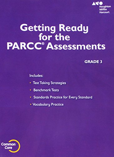 9780547944814: Go Math!: PARCC Test Prep Student Edition Grade 3