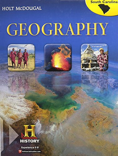 9780547963983: Holt McDougal Geography: Student Edition 2014