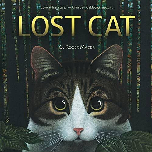 Lost Cat: Roger Mader
