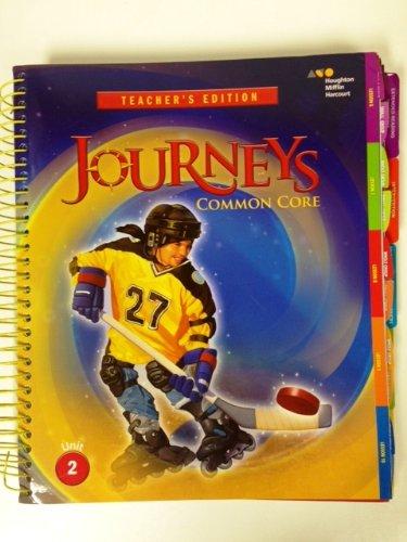 9780547975771: Journeys: Teacher's Edition Volume 2 Grade 5 2014