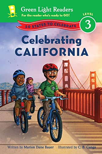 9780547983851: Celebrating California: 50 States to Celebrate (Green Light Readers Level 3)