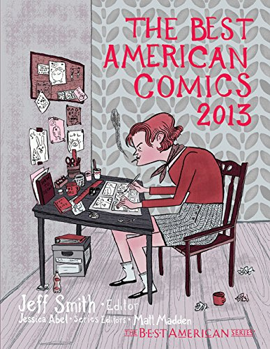 9780547995465: The Best American Comics 2013