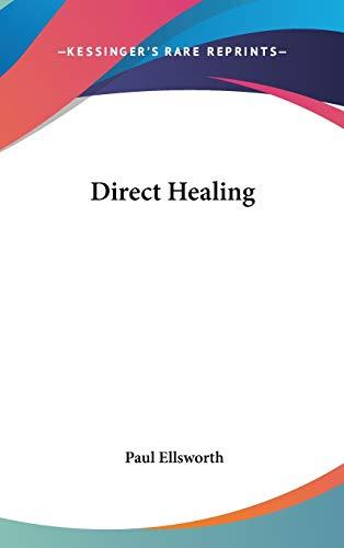 9780548000779: Direct Healing