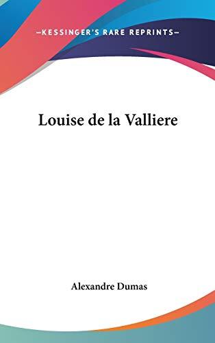 9780548007976: Louise de la Valliere