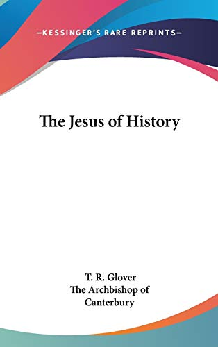 9780548028377: The Jesus of History