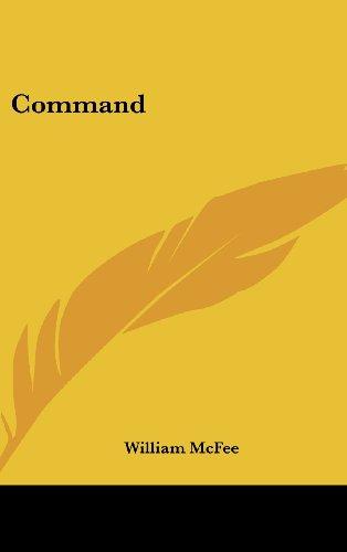 9780548059517: Command