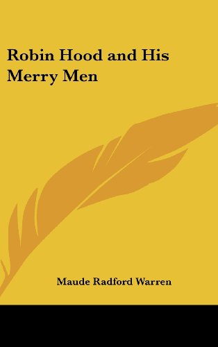 9780548066201: Robin Hood and His Merry Men