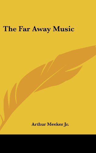 9780548068861: The Far Away Music