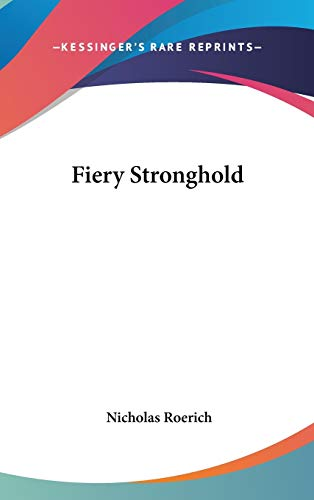 9780548077795: Fiery Stronghold