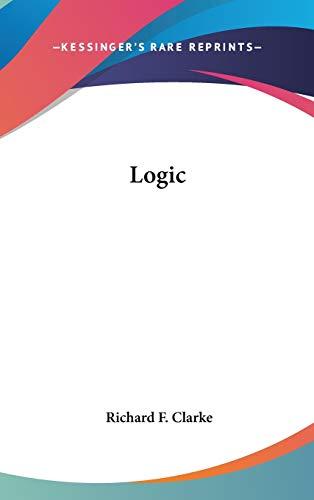 9780548122334: Logic (Manuals of Catholic Philosophy)