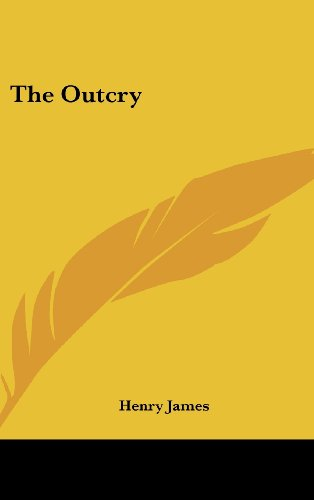 9780548218761: The Outcry