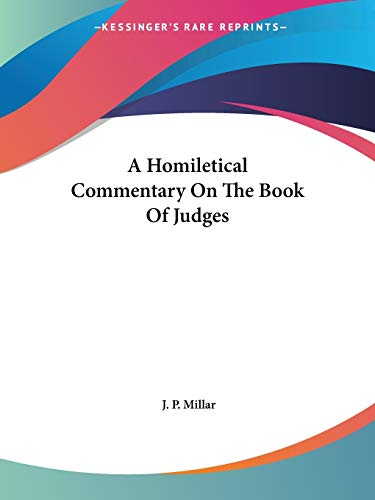 a review of the book of judges
