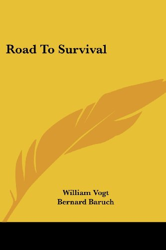 9780548385166: Road To Survival