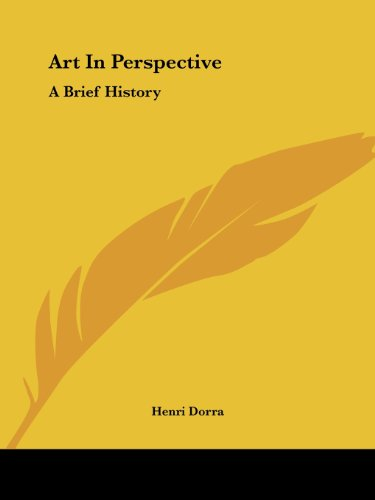 9780548386866: Art In Perspective: A Brief History