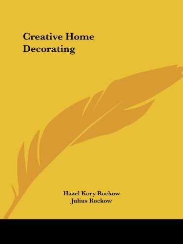 9780548388426: Creative Home Decorating