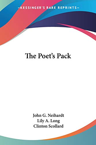 9780548392799: The Poet's Pack