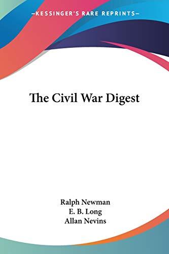 9780548439845: The Civil War Digest