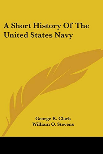 9780548466711: A Short History Of The United States Navy