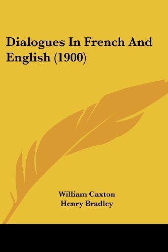 9780548799116: Dialogues In French And English (1900)