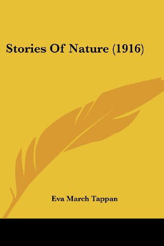 9780548811078: Stories Of Nature (1916)