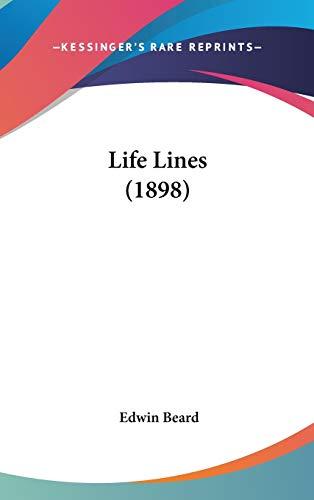 9780548971451: Life Lines (1898)