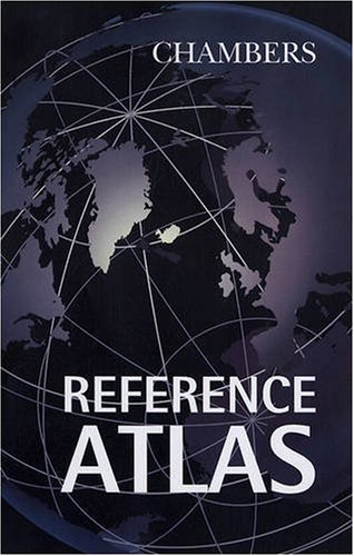 9780550101631: Chambers Reference Atlas