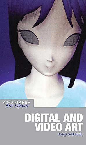 9780550101709: Digital and Video Art (Chambers Arts Library)