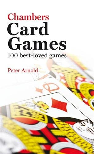 9780550101792: Chambers Card Games: 100 Best-Loved Games
