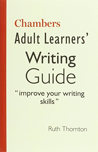 9780550101877: Adult Learners' Writing Guide: Word-perfect Letters, Cvs, Forms And Emails
